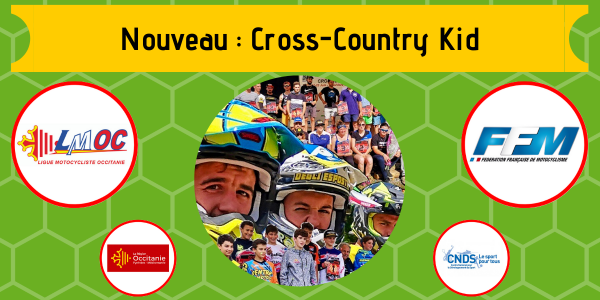 Nouveau : Cross-Country Kid