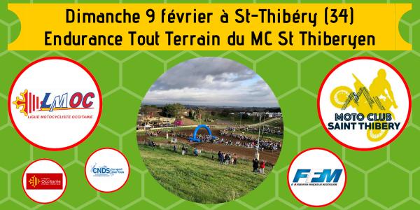 Dimanche 9 février à St-Thibéry (34)