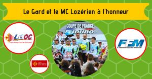 Le Gard et le MC Lozérien à l'honneur