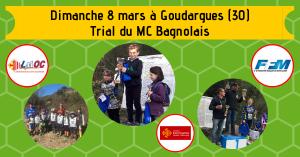 Dimanche 8 mars à Goudargues (30)