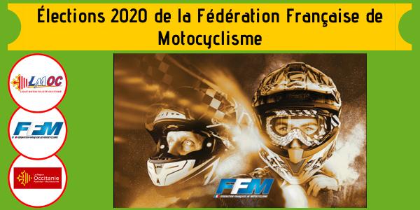 Élections 2020 de la Fédération Française de Motocyclisme