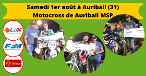 Samedi 1er août à Auribail (31)