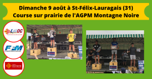 Dimanche 9 août à St-Félix-Lauragais (31)