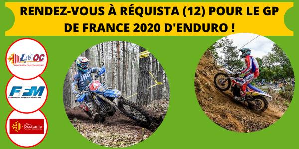 RDV à Réquista pour le GP de France d'Enduro