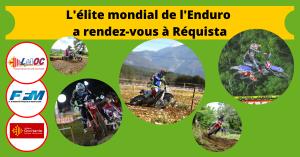 L'élitemondial de l'Enduro a rendez-vous à Réquista