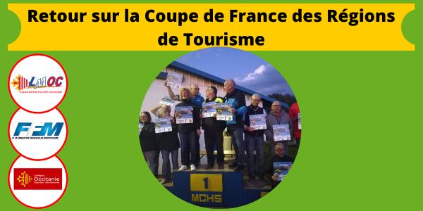 Retour sur la Coupe de France des Régions de Tourisme