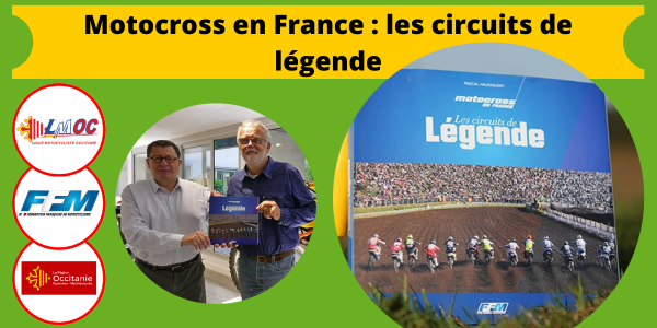 Motocross en France : les circuits de légende