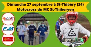 Dimanche 27 septembre à St-Thibéry (34)