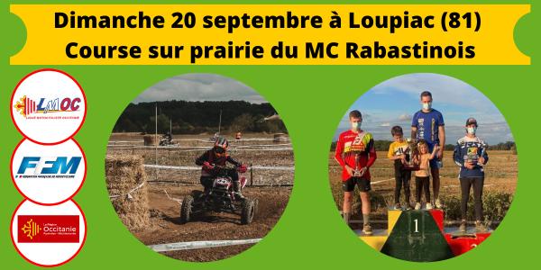Dimanche 20 septembre à Loupiac (81)