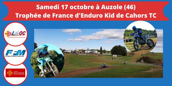 Samedi 17 octobre à Auzole (46)